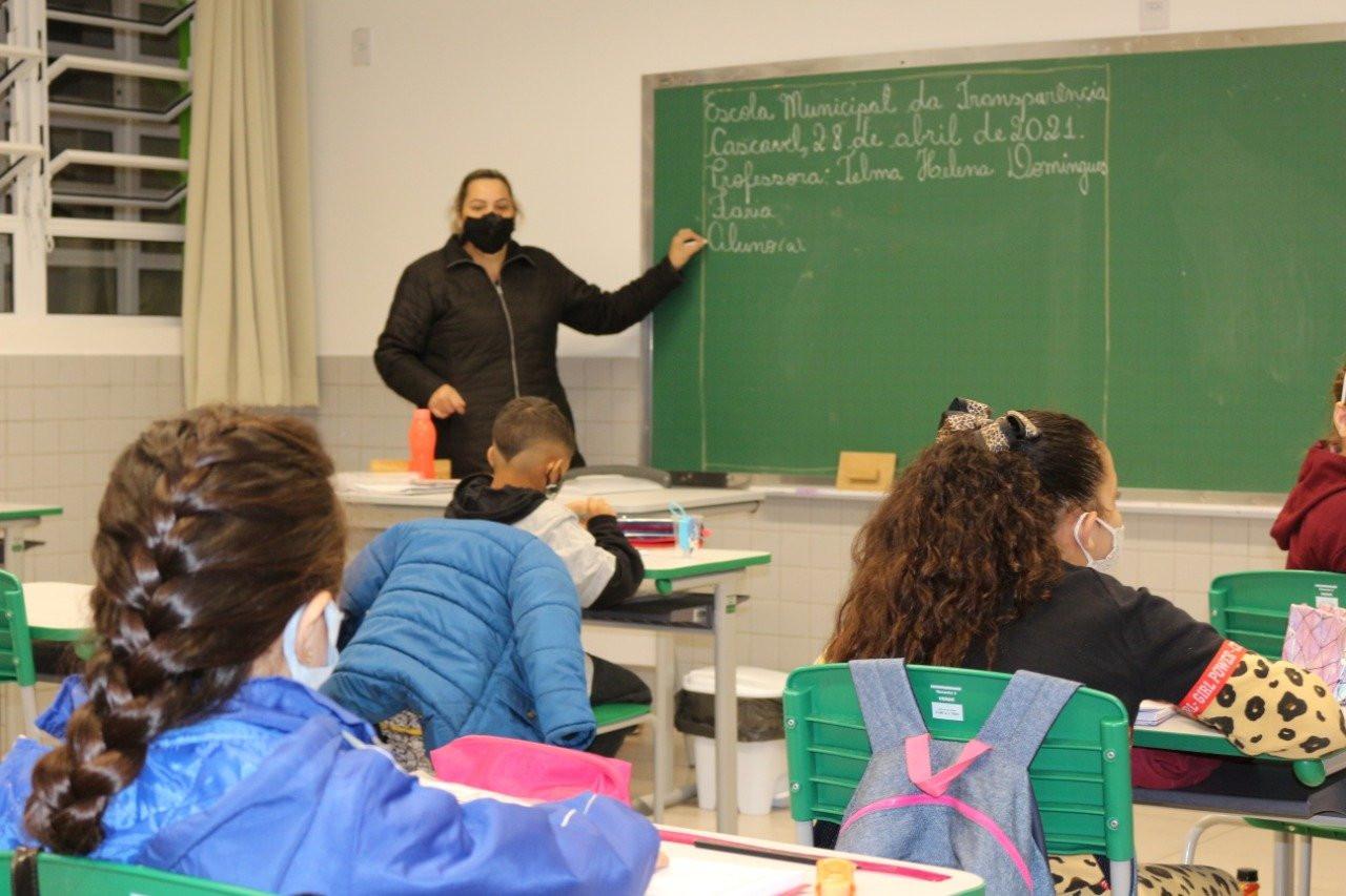 Programa de prevenção à evasão escolar de Cascavel é referência nacional