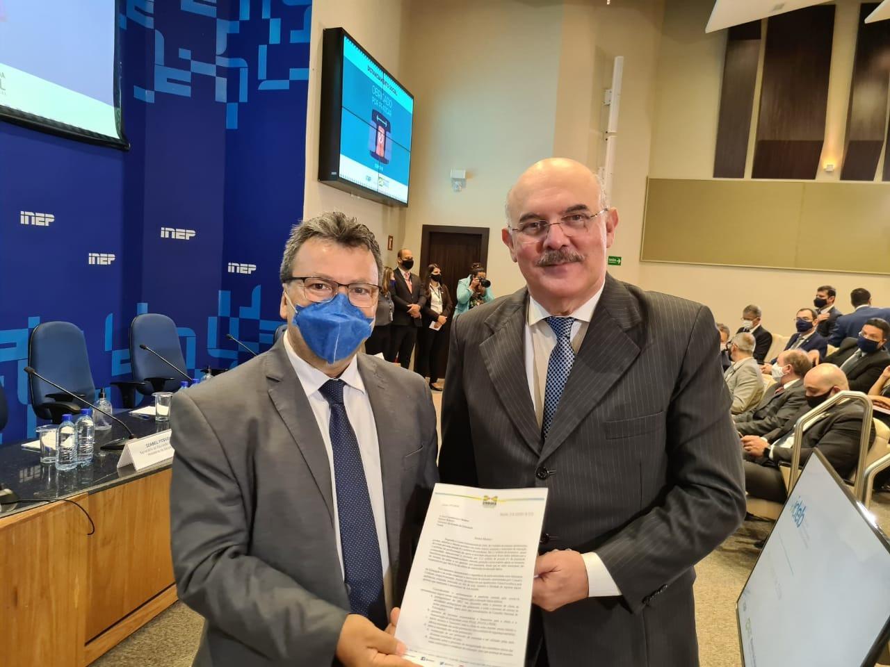 Em atendimento à demanda de Undime e Consed, MEC solicita ao futuro Ministro da Saúde a antecipação da vacinação dos profissionais da educação
