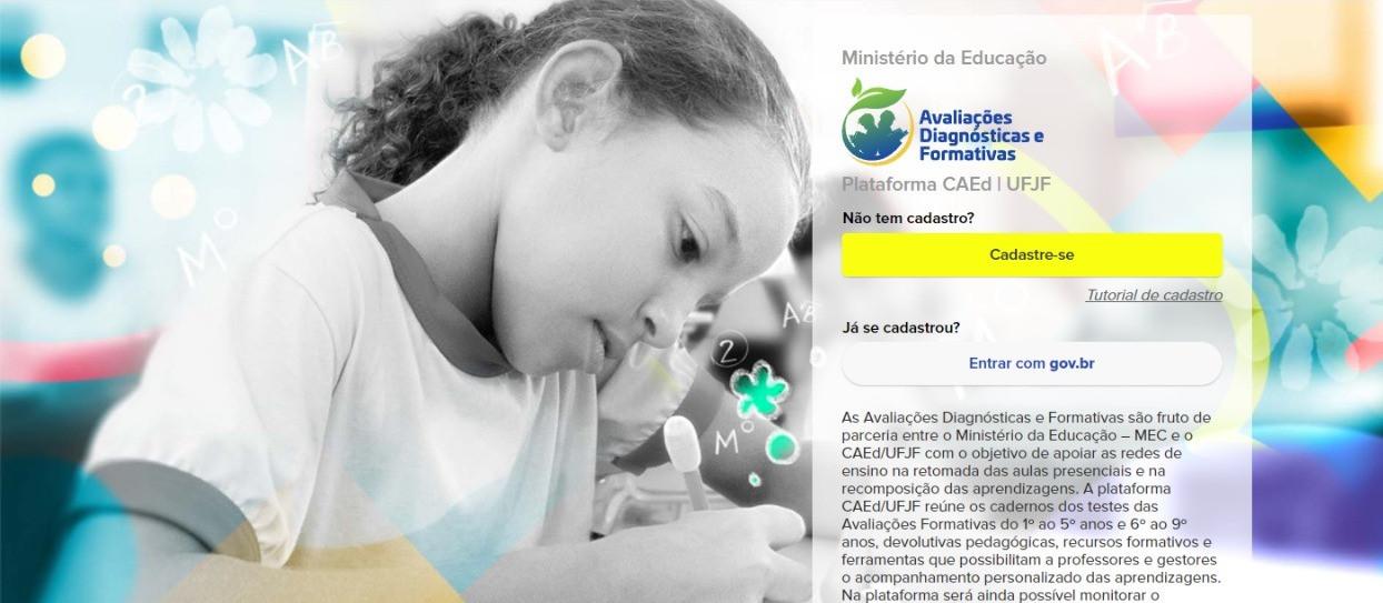 MEC lança Avaliações Diagnósticas e Formativas para o ensino fundamental