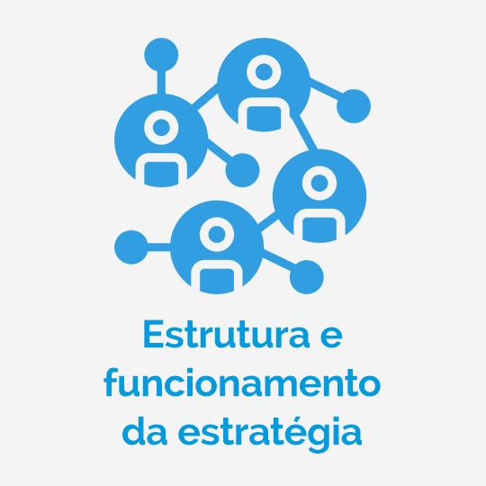 Estrutura e funcionamento da estratégia